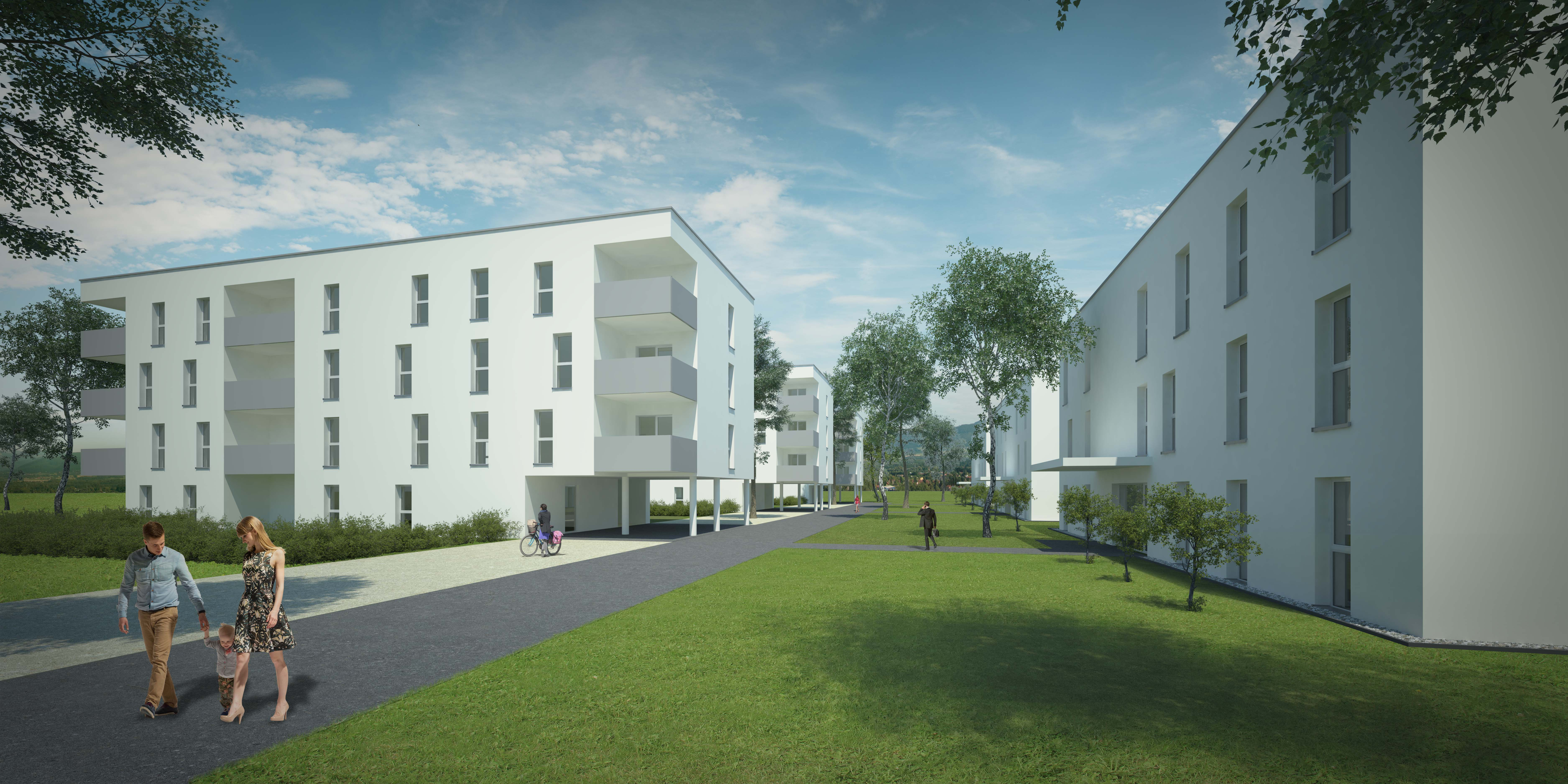 In Bau Neue Heimat Oberosterreich Gemeinnutzige Wohnungs Und Siedlungsgesmbh